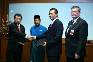 MRT Corp Formalises Appointment of MMC Gamuda KVMRT (PDP) Sdn. Bhd. As Project Delivery Partner