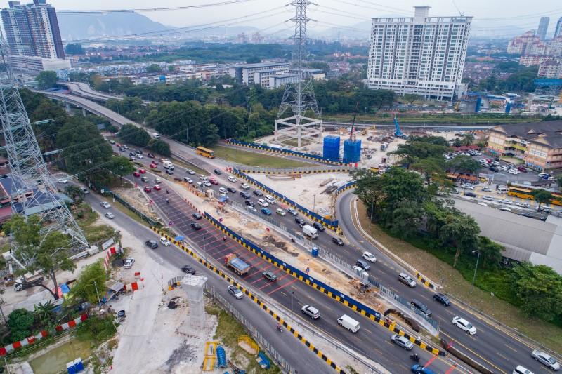 Jalan Kuching – MRT Corp