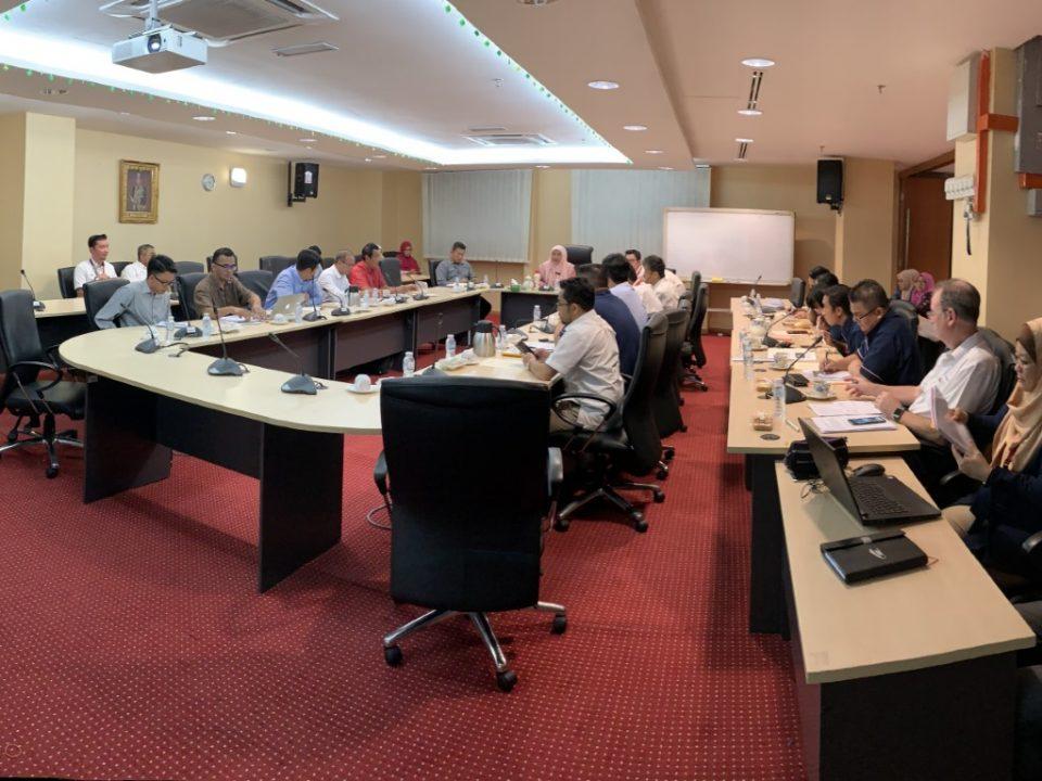 PANDANGAN SEMINAR: Pandangan seminar perkongsian ilmu oleh Mass Rapid Transit Corporation Sdn Bhd untuk PLANMalaysia