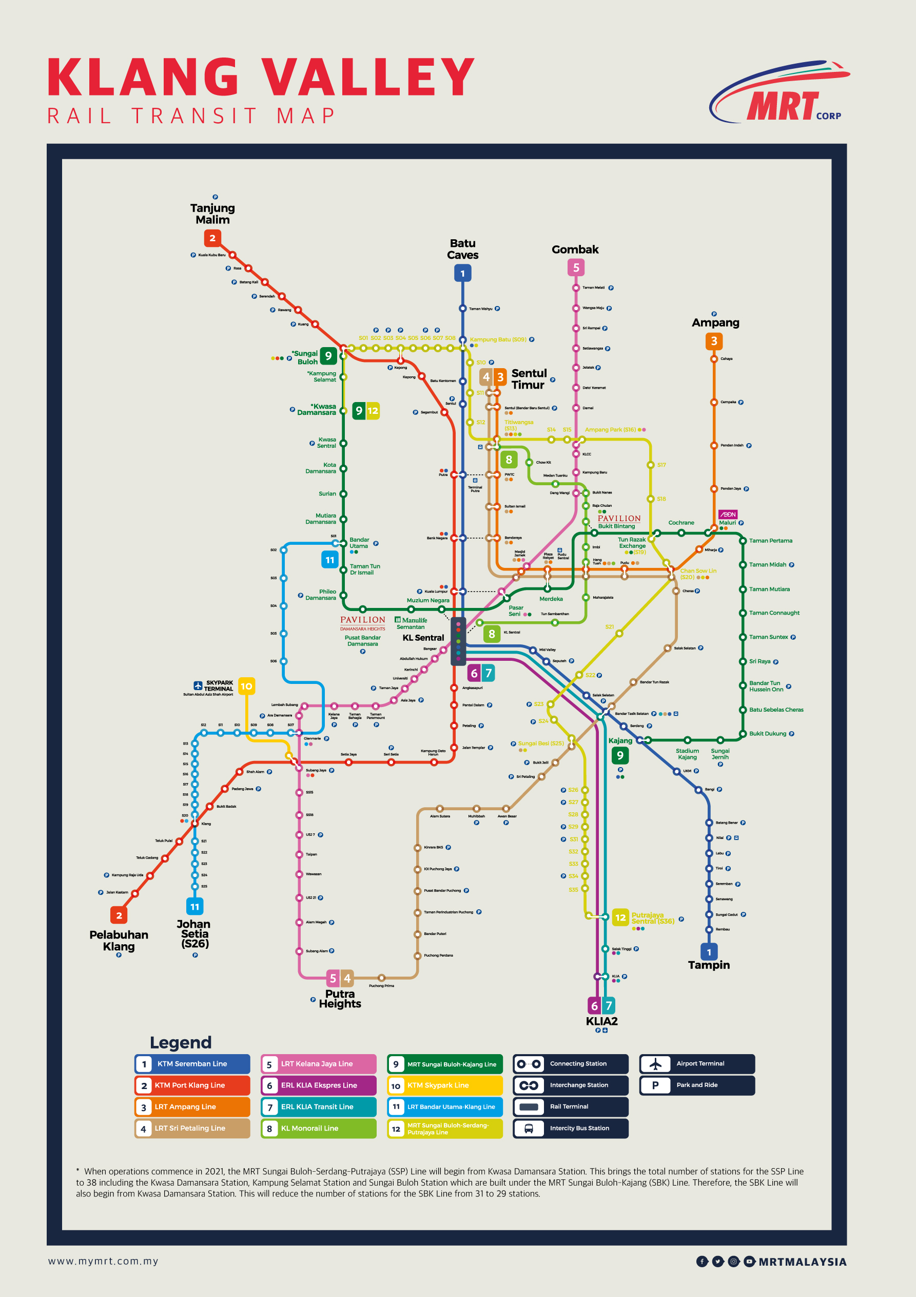 Map Of Asia Jaya Lrt Station.Travel With Mrt Mrt Corp