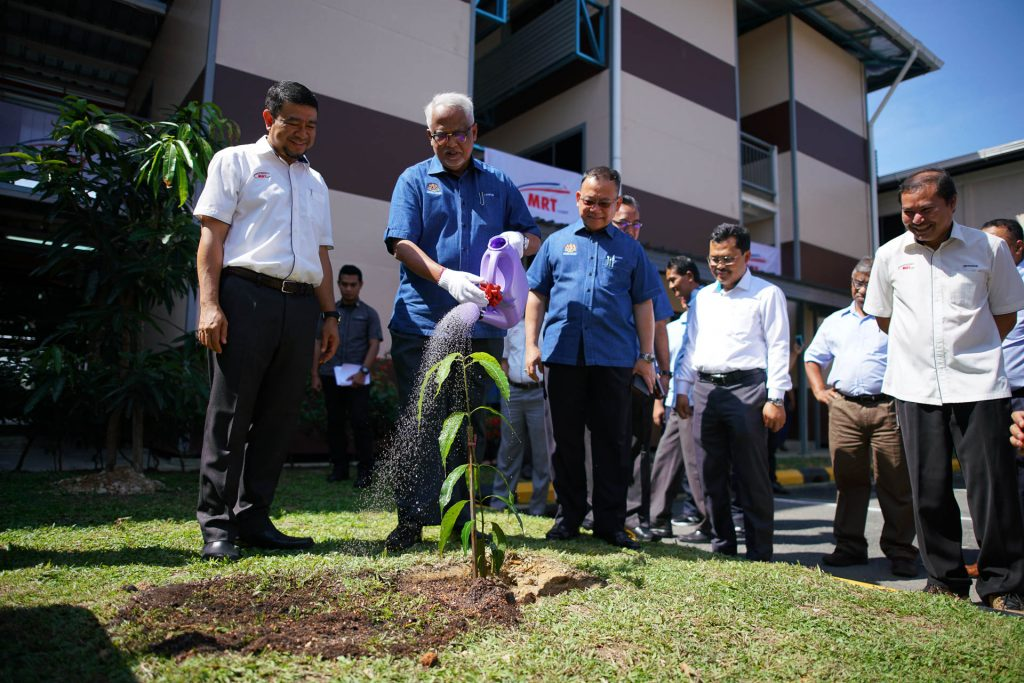 MRT-Corp-Events-February-2020-DEPUTY-MINISTER-OF-HUMAN-RESOURCES-OPENS-SERDANG-CLQ-1-1024x683