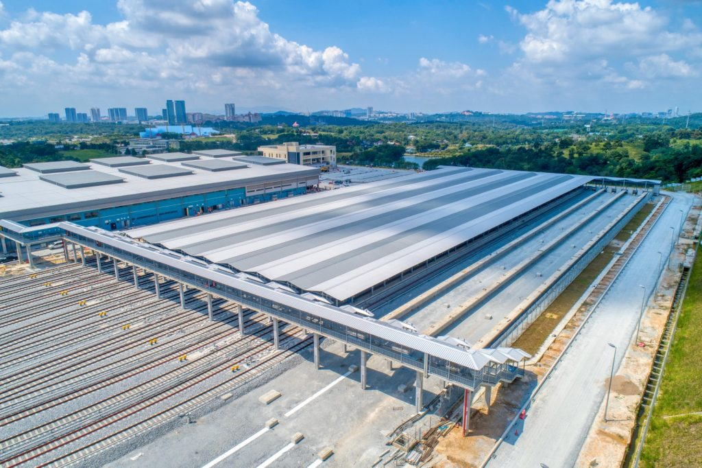 MRT-Corp-Events-August-2020-FIRST-MRT-ELECTRIC-TRAIN-DELIVERED-TO-SERDANG-DEPOT-5-Large-1024x682
