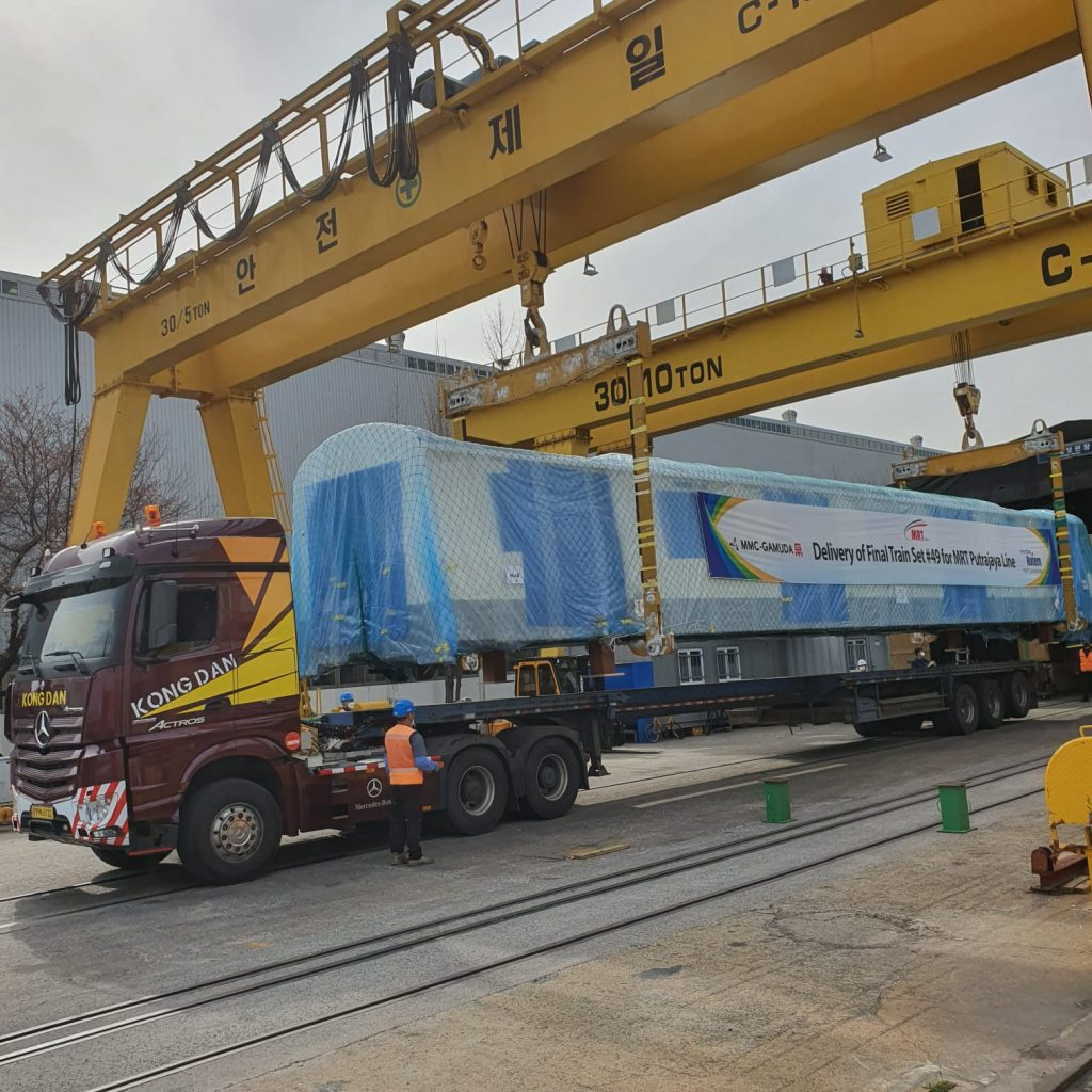 MRT-Corp-THE-LAST-MRT-PUTRAJAYA-LINE-TRAIN-CARS-ROLL-OUT-FROM-FACTORY-IN-SOUTH-KOREA-March-2020-4-1024x1024