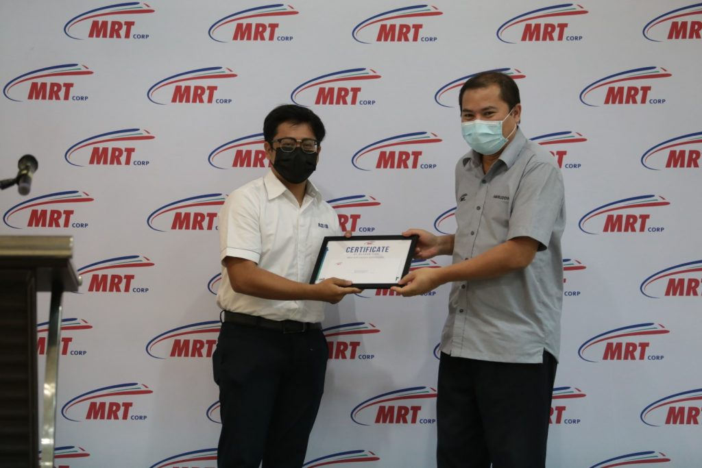 MRT-Corp-Events-April-2021-MRT-CORP-ACHIEVES-5-STAR-SUSTAINABLE-INFRASTAR-RATING-4-1024x683